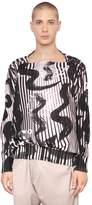 Vivienne Westwood Psychedelic Printed Cotton Sweatshirt
