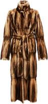 J. Mendel Fitch Fur Coat