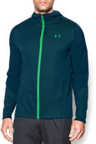 Under Armour Men's Coldgear Infrared Grid Fitted Hoodie