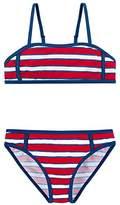 Schiesser Girl's Bustier-Bikini Swimwear Set