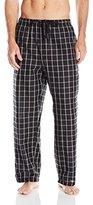 Perry Ellis Men's Woven Grid Plaid Sleep Pant