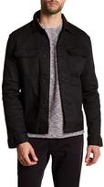 Kenneth Cole New York Black Denim Jacket