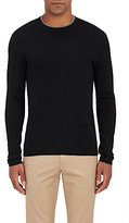 Michael Kors Men's Crewneck Sweater-BLACK