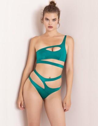 Agent Provocateur UK Lexxi Bikini Bottoms