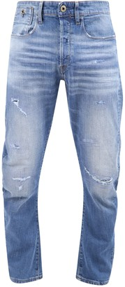 G Star Ripped Jeans
