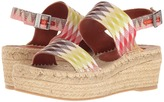 Missoni Double Band Flatform Women's Shoes