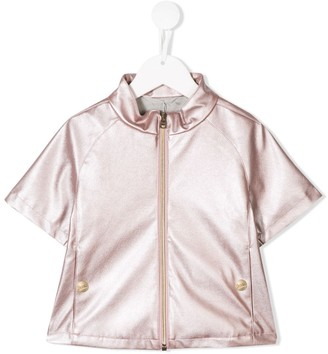 Herno Metallic Styled Jacket