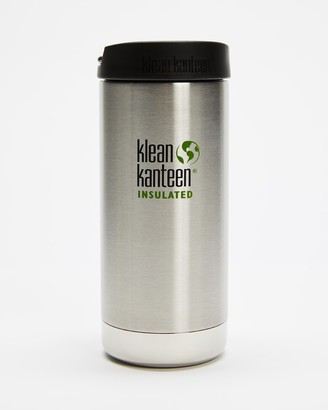 Klean Kanteen Neutrals Water Bottles - TKWide Insulated 12oz with Cafe Cap - Size One Size at The Iconic
