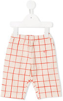 Bobo Choses checked trousers - kids - Organic Cotton - 9-12 mth