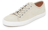 Frye Brett Low Suede Sneakers
