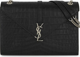 Saint Laurent Monogram medium leather satchel