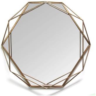Chloé Gold Wall Mirror