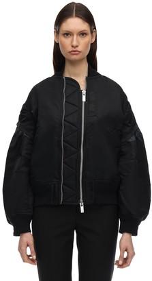 Sacai Nylon Twill Blouson Jacket