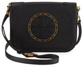 Tory Burch Studded Leather Full-Flap Crossbody Bag