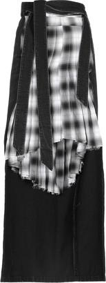 Taverniti So Ben Unravel Project Hybrid Skirt