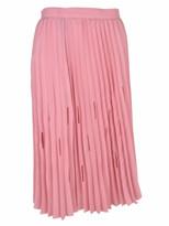 Marco De Vincenzo Pleated Skirt