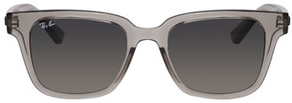 Ray-Ban Grey RB4323 Sunglasses