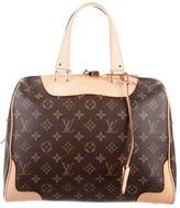 Louis Vuitton Monogram Retiro NM Coquelicot