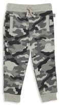 Splendid Toddler Boy's Camo Jogger Pants