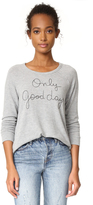 Sundry Only Good Days Pullover