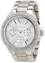 Michael Kors MK5634 Stainless Steel with Silver Dial 43mm Womens Watch