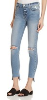 Hudson Nico Ankle Destroyed Jeans in Thrills - 100% Bloomingdale's Exclusive