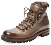Antonio Maurizi Leather Hiker Boot