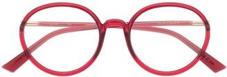Christian Dior SoStellaire O2 round-frame glasses