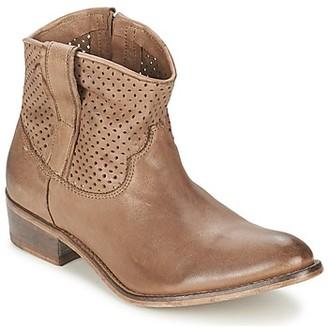 Koah AUDREY women's Mid Boots in Brown