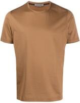 Corneliani crew neck cotton T-shirt