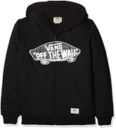 Vans Boys' Hessel Fleece,Small