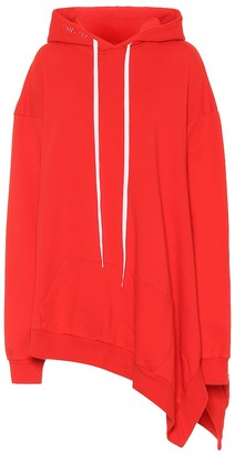 Unravel Oversized cotton hoodie