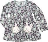 Polarn O. Pyret Baby Girls Flower Tunic Top