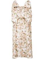 Chloé Floral Print Dress - Multicolor - Size FR38