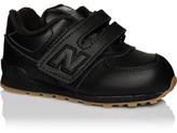 New Balance Kg574g9i Atheltic Velcro Leather Trainer