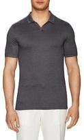 Armani Collezioni Printed Polo Shirt