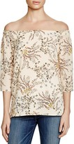 Bailey 44 Floral Off-the-Shoulder Top - 100% Bloomingdale's Exclusive