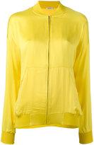 P.A.R.O.S.H. plain bomber jacket