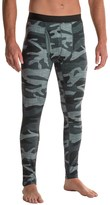 Columbia Midweight Stretch Printed Base Layer Pants (For Men)