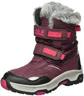 Jack Wolfskin Girls' S Snow Flake Texapore Ankle Boots,5 UK