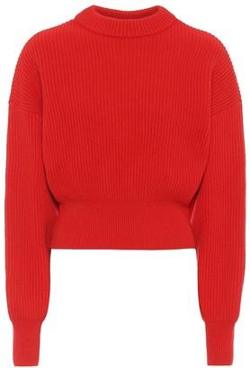 Cordova Megeve merino wool sweater