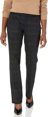 NYDJ Women's Petite Size Ponte Slim Trouser