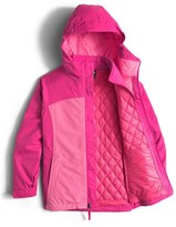 The North Face Girl's Thermoball(TM) Triclimate 3-In-1 Waterproof Snow Jacket