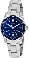 Victorinox Alliance 241307 Women's Silver Tone Stainless Steel Watch