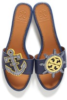 Tory Burch Women's Maritime Slide Sandal
