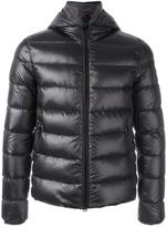 Fay zip up padded jacket