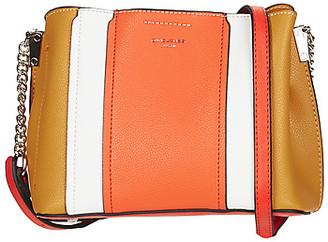 David Jones RALINONI women's Shoulder Bag in Multicolour