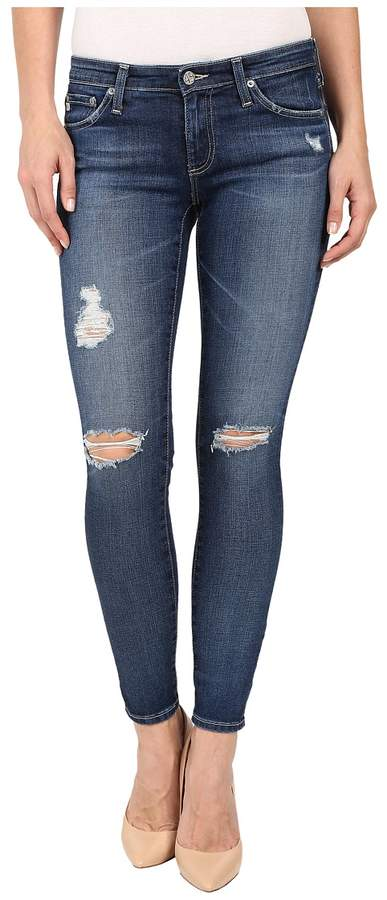 AG Adriano Goldschmied The Legging Ankle in 11 Years Swap Meet Women's Jeans