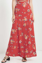 Soprano High-Waisted Maxi Skirt