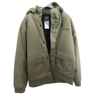 Carhartt Beige Polyester Jackets